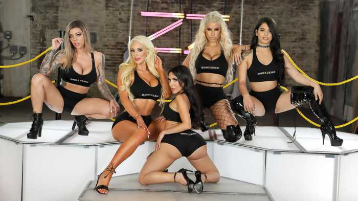 ZZSeries – Brazzers House 3: Finale