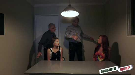 Izzy Lush – DaughterSwap – Interrogation Penetration Part 1