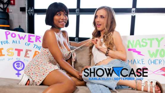 Karla Kush, Jenna Foxx – GirlsWay – GOTM – Showcase Karla Kush