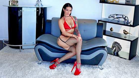 Katrina Jade – TrueAnal – Red Hot Anal For Katrina