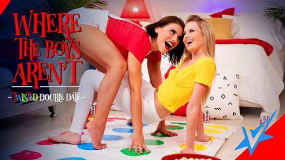 Adriana Chechik, Scarlett Sage – AdultTime – Twisted Double Date
