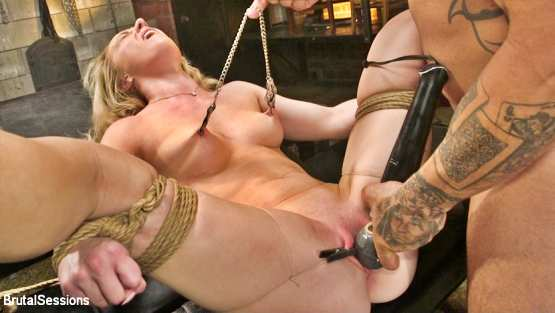 Kate Kennedy – BrutalSessions – Worthless Fucking Whore: Kate Kennedy is Used and Abused by Derrick Pierce