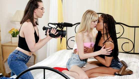 Casey Calvert, Kira Noir, Mackenzie Moss – GirlsWay – The Hands-On Approach