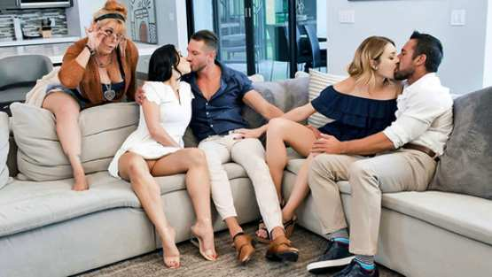 Daughter Swap – Charlotte Sins, Diana Grace – Unconventional Sex Therapy