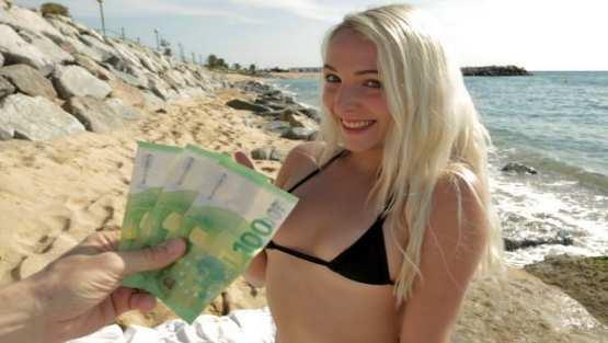 Public Agent – Liz Rainbow – Bikini Babe Droned and Boned