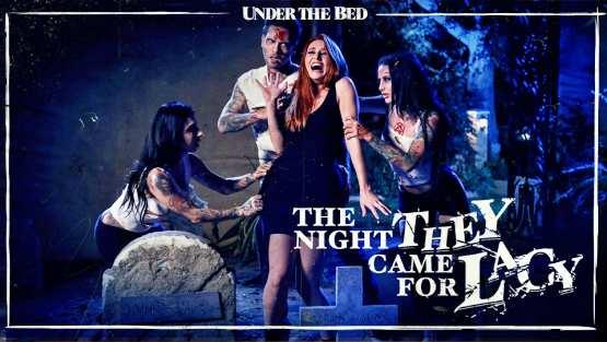 Pure Taboo – Katrina Jade, Joanna Angel, Lacy Lennon – The Night They Came For Lacy