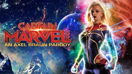 Wicked – Captain Marvel XXX An Axel Braun Parody