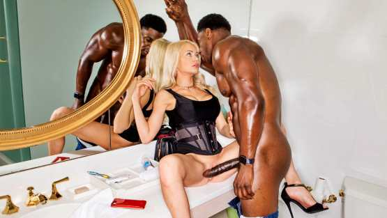 Blacked RAW – Riley Steele – Rerouted