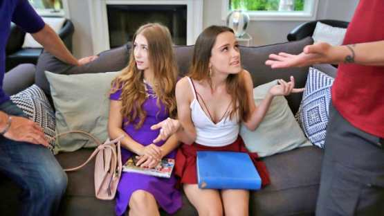 Daughter Swap – Audrey Hempburne, Lily Glee – Dad Dick For Lesbian Lovers