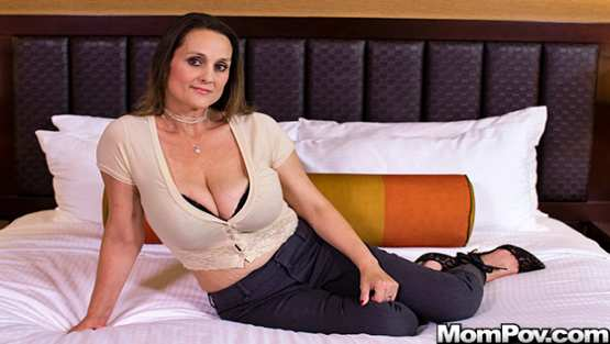 MomPOV E561 – Kara – 45 years old single MILF