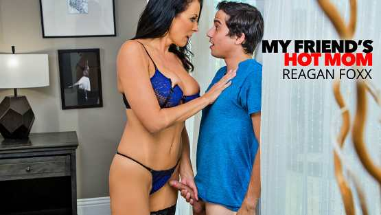 My Friends Hot Mom – Reagan Foxx Needs Some Young Cock 25675