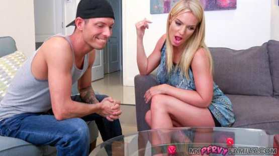 My Pervy Family – Rachael Cavalli – Playing Dirty Dice With Step Mom