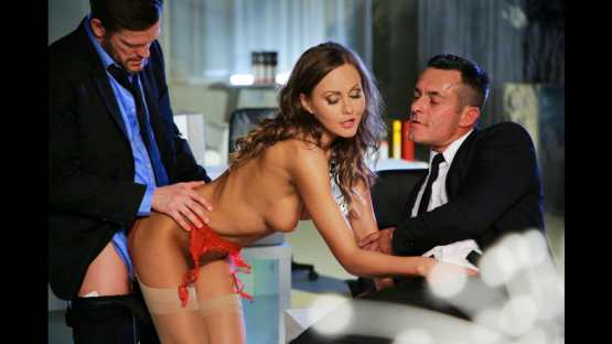 Dorcel Club – Tina Kay – Double Penetration