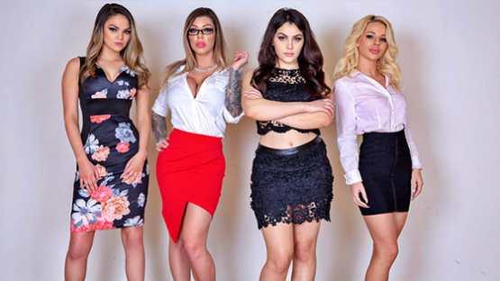 BFFS – Athena Faris, Valentina Nappi, Karma RX – Scammers