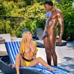 Blacked –  Natalia Starr – Up For Anything