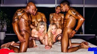 Blacked RAW – Cory Chase, Brandi Love – BBC Club