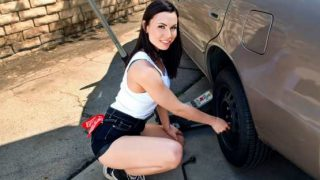 Look At Her Now – Aidra Fox – Rotating Her Tires
