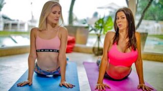 SweetHeartVideo – Alexis Fawx, Jessie Saint – Mother Lover Society 20 Scene 3 – Caught in The Act!