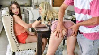 Family Strokes – Paisley Bennett, Liv Wild – My Family Is Different