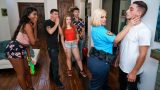 LilHumpers – Julie Cash – Party's Over, Go Home