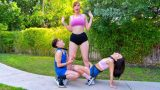 Lil Humpers – Lauren Phillips, Jane Wilde – The Humper And The Humpette