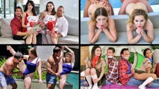 TeamSkeet Selects – Daughter Swap Compilation 1 – Aften Opal, Hime Marie, Kenzie Madison, Katie Kush