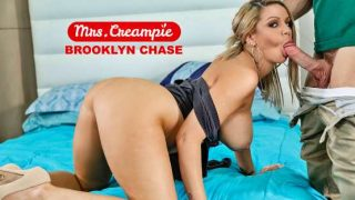 Mrs Creampie – Brooklyn Chase – I Like My Donuts Filled With Cream