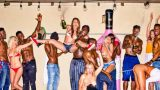 BlackedRAW – About Last Night – Elena Koshka, Paige Owens, Lily Labeau, Khloe Kapri