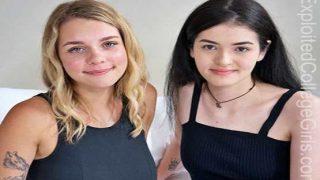 Exploited College Girls – Gabbie Carter, Nikki Venom  – Nikki Gabbie Threeway