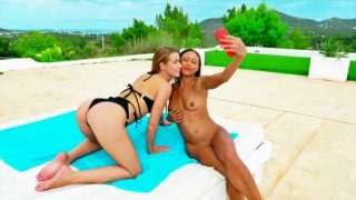 JacquieEtMichelTV – Alexis Crystal – Orgies in Ibiza (3): overheated orgy by the pool!