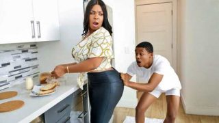 LilHumpers – Aryana Adin – The Kitchen Humper