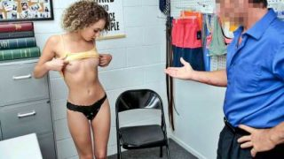 Shoplyfter – Allie Addison – Case No. 65492738 – Caught On Camera