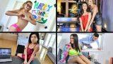 TeamSkeetSelects – Best of June 2020 Compilation – Ember Snow, Aften Opal, Alina Belle, Scarlit Scandal