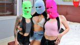 BFFS – Roxy Rain, Paisley Paige, Serena Santos – Even Black Friday Comes With A Price