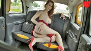 FakeTaxi – Isabella Lui – The Redhead in the Red Dress