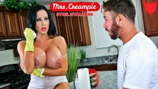 MrsCreampie – Busty MILF, Sybil Stallone, gets a juicy creampie from the delivery man 26306