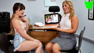GirlsWay – Alison Rey, Candice Dare – Conflict Of Interest