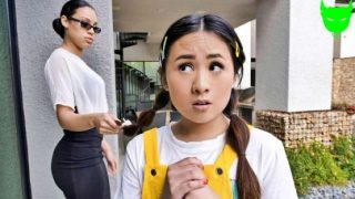 LittleAsians – Elle Voneva, Diamond Banks – Chalk