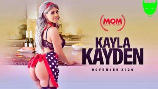 Mylf Of The Month – Kayla Kayden – Please Come For Thanksgiving