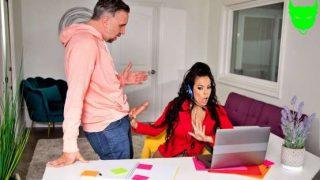 RealWifeStories – Luna Star – Fuck Me My Meeting