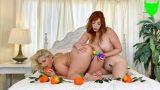 WhenGirlsPlay – Lauren Phillips, Lisey Sweet – Orange You Glad JOI