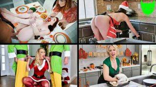 MylfSelects – Festive Activities – Kat Dior, Lauren Phillips, Brooklyn Chase and Natasha Ianova