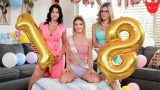 MommysGirl – Cory Chase, Leah Lee, Nadia White – Our Girl's All Grown Up